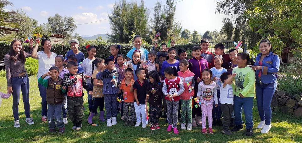 Talleres 2019 en el Rancho La Gitana