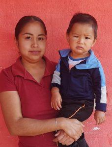 Maximiliano y Mamá Brenda